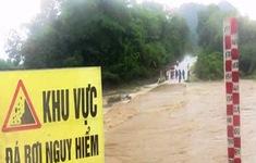 Mưa lớn do hoàn lưu bão số 6 gây nhiều thiệt hại ở Hà Tĩnh, Nghệ An