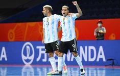 TRỰC TIẾP FUTSAL | ĐT Nga - ĐT Argentina | Tứ kết FIFA Futsal World Cup Lithuania 2021™