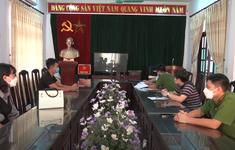 Hà Nam: Xử phạt 15 triệu đồng với 3 trường hợp thông tin sai sự thật về dịch COVID-19