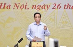 Thủ tướng: Các bộ, ngành, địa phương phải có trách nhiệm, chia sẻ, đồng hành cùng doanh nghiệp