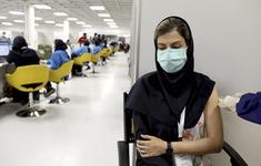 Hơn 50% người trưởng thành ở Iran được tiêm vaccine COVID-19