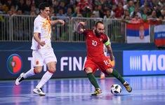 TRỰC TIẾP FUTSAL Tây Ban Nha 0-0 Bồ Đào Nha | Hiệp 1 | Tứ kết FIFA Futsal World Cup Lithuania 2021™