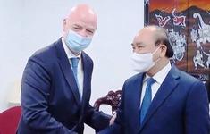 FIFA đánh giá cao phong trào bóng đá Việt Nam