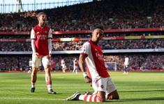 Hạ Tottenham ở Derby London, Arsenal nối dài mạch toàn thắng