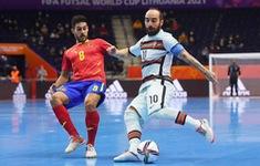 TRỰC TIẾP FUTSAL Tây Ban Nha 2-0 Bồ Đào Nha | Hiệp 2 | Tứ kết FIFA Futsal World Cup Lithuania 2021™