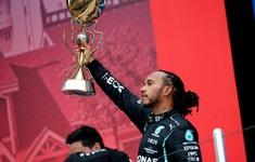 Lewis Hamilton giành chiến thắng tại GP Nga