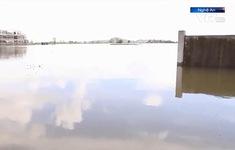 Nhiều nhà dân ở Nghệ An bị ngập do mưa lũ