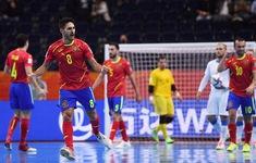 Lịch thi đấu và trực tiếp Tứ kết FIFA Futsal World Cup Lithuania 2021™ hôm nay (27/9): Tâm điểm Tây Ban Nha - Bồ Đào Nha