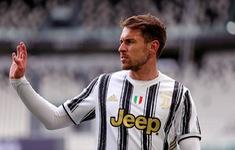 Juventus sẵn sàng thanh lý hợp đồng với Aaron Ramsey