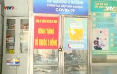 Tủ thuốc 0 đồng - hỗ trợ hiệu quả chăm sóc F0 tại nhà