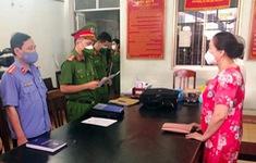 Vụ bán 262 lô đất ở Phú Yên: Khởi tố, bắt tạm giam bà Ngô Thị Điều