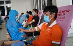 Thêm 1600 đơn vị máu dành cho bệnh nhân tại TP. Hồ Chí Minh