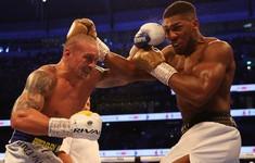 Mike Tyson đánh giá thấp Oleksander Usyk và Anthony Joshua
