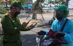 Đà Nẵng cho phép người dân không bị phong tỏa được ra khỏi thành phố