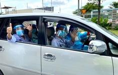Số ca nhập viện vì COVID-19 ở TP Hồ Chí Minh đã ít hơn số bệnh nhân xuất viện