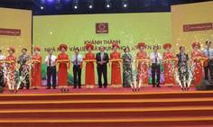 Tập đoàn Hoa Sen khánh thành giai đoạn I nhà máy tại Yên Bái