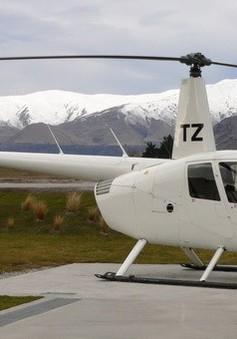 Đan Mạch: Rơi máy bay trực thăng, ít nhất 3 người thiệt mạng