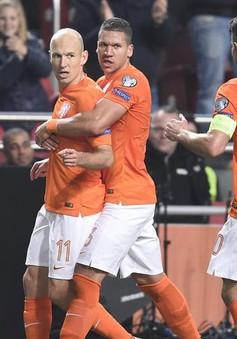 Vòng loại Euro 2016: Hà Lan thắng rực rỡ, Italy hòa thất vọng