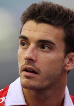 Tay đua F1 Jules Bianchi vẫn bất tỉnh kể từ sau tai nạn kinh hoàng