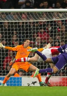 Arsenal 3-3 Anderlecht: Hòa không tưởng