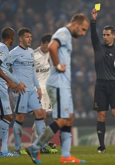 Man City 1-2 CSKA Moscow: Etihad mù sương