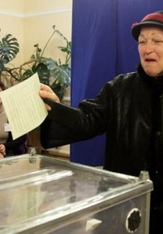 Crimea tiến hành bầu cử địa phương