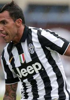 Tevez khẳng định sẽ ra sân trong trận Juventus - Udinese