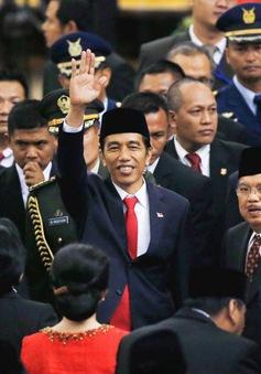 Ông Widodo: Từ nhân viên bán hàng trởthành tân Tổng thống Indonesia
