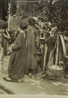 """""""Góc nhìn Việt Nam"""" - những hình ảnh độc đáo đầu thế kỷ XX"""