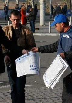 Bầu cử Quốc hội Ukraine: Giải pháp cho mâu thuẫn Đông - Tây?