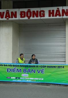 Ảm đạm ngày mở bán vé AFF Suzuki Cup 2014