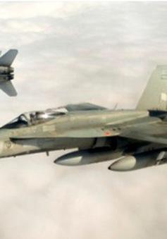Canada sẽ cử 6 chiến đấu cơ đến Iraq chống IS