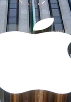 Cổ phiếu Apple giảm điểm trước ngày công bố iPhone 6