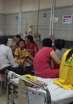 Hà Nội: Gia tăng số trẻ bị viêm đường hô hấp