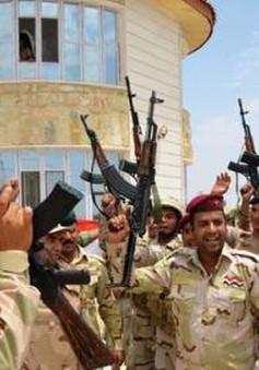 """Iraq phát hiện... 50.000 """"binh sĩ ma"""""""