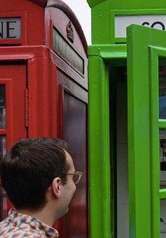 Trạm sạc pin điện thoại – Biểu tượng mới của London