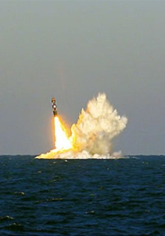 Nga thử thành công tên lửa Bulava