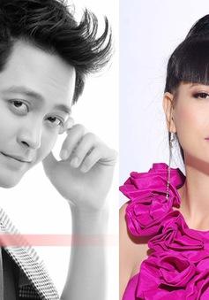 """Cặp đôi hoàn hảo: Cát Phượng, Phan Anh """"bỏ nghề"""" MC làm ca sĩ"""