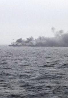 Hy Lạp hoàn tất sơ tán hành khách trên phà Norman Atlantic