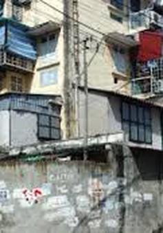 Rà soát tiến độ cải tạo các chung cư cũ tại Hà Nội