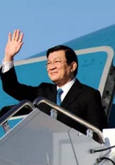 Hôm nay (23/12), Chủ tịch nước thăm cấp Nhà nước tới Campuchia