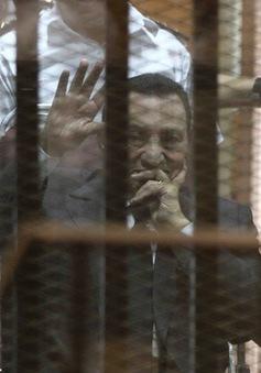 Cựu Tổng thống Ai CậpMubarak được xóa tội danh giết người