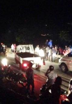 Phó Thủ tướng chỉ đạo khẩn trương cứu nạn vụ xe khách rơi xuống vực