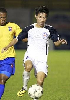 SHB Đà Nẵng và Capixaba vào Bán kết BTV Cup 2014