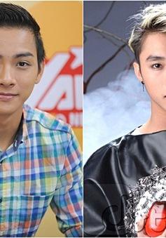 Sơn Tùng M-TP – Hoài Lâm đối đầu tại Zing Music Awards 2014