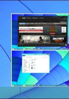 Trải nghiệm tính năng Desktop ảo trên Windows 7 và 8