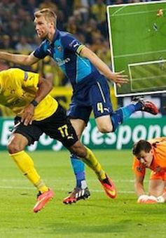 Dortmund 2-0 Arsenal: Thất bại toàn diện của Pháo thủ