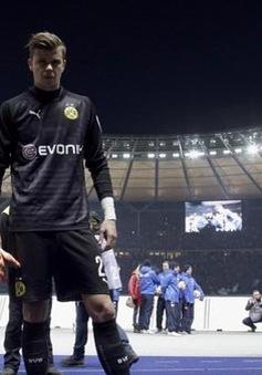 Dortmund 2-2 Wolfsburg: Nối dài chuỗi thất vọng