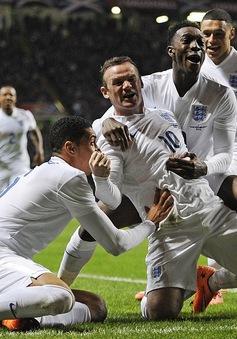 BXH FIFA tháng 11: Đội tuyển Anh thăng tiến vượt bậc