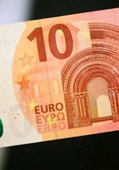 Đồng 10 euro mới sẽ khó bị làm giả